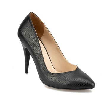 Polaris 92.307263Yz Kadın Gova Ayakkabı Siyah